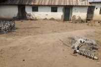Building, Rural, Shelter, Countryside, Ground, Sand, Yard, Housing, Chess, Game, Soil, Hut, Footwear, Weaponry, Weapon