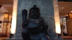 Building, Temple, Hydrant, Fire Hydrant, Worship, Slate, People, Shrine, Art, Buddha, Armor, Weaponry, Weapon, Batman, Furniture
