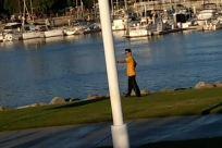 Vehicle, Water, Waterfront, Vessel, Watercraft, Dock, Harbor, Pier, Port, Bike, Bicycle, Boat, Sport, Sports, Cyclist