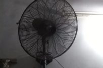 Lamp, Lighting, Electric Fan, Light Fixture, Appliance