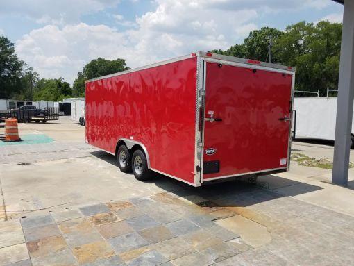 BS 8.5x20TA2L Red R RV Options 28974 Rear Left