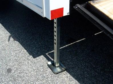 Drop Down Rear Cornerpost