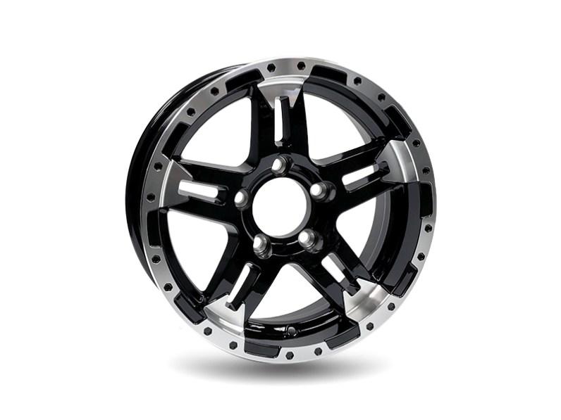 Turismo 5 lug black