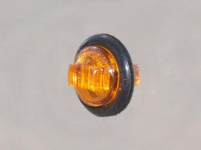 Amber LED Bullet Light