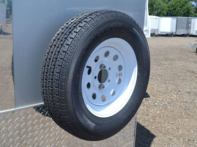 Ext Spare Tire Mount