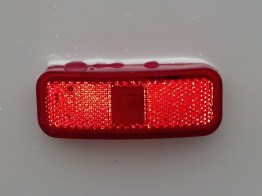 Marker Light Red