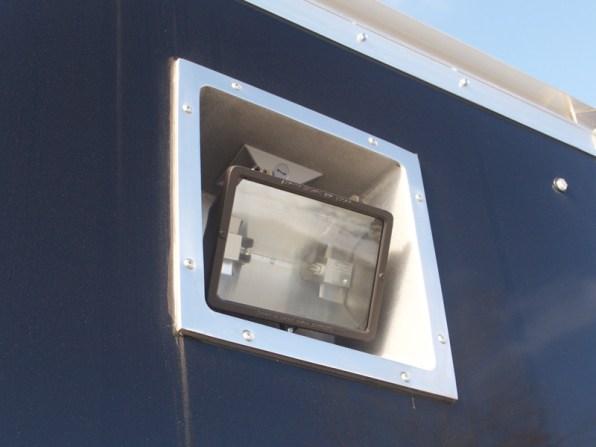 Recessed Quartz Light