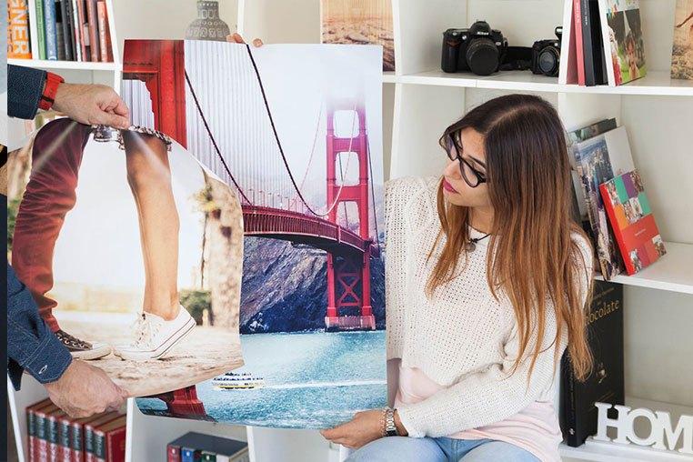 Crear un Poster Original con Fotos