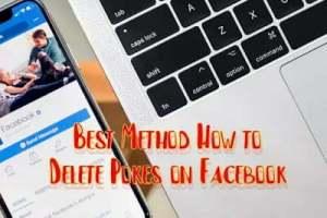 How to Delete Pokes on Facebook