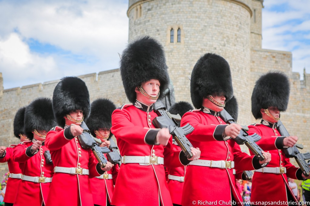 Windsor Changing of the Guard-1025