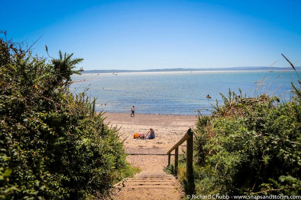 Lepe Beach Day Trip-1005