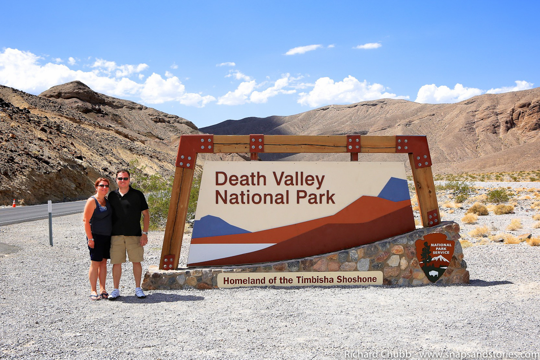 USA Road Trip to Scorching Death Valley