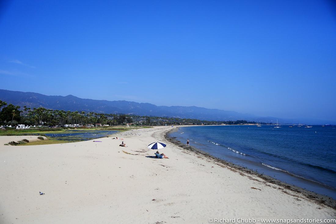 Santa Barbara and Malibu on the PCH Santa Barbara