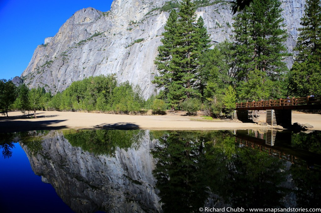 Yosemite National Park Reflections