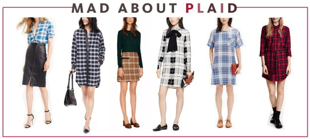 Fall 2015 Trends Mad About Plaid