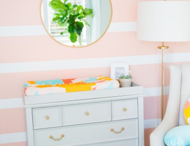Emi's 'Oh Joy' Inspired Nursery