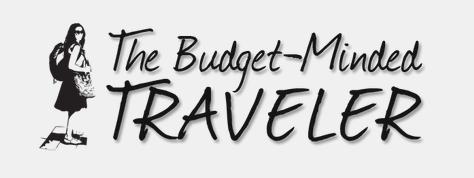 budget-minded traveler logo