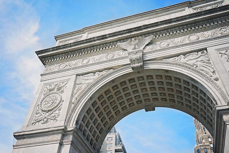 Washington Square Park Arch - New York City