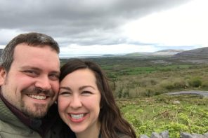 long-term travel in Ireland