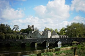 Postcards of Limerick and Adare Ireland