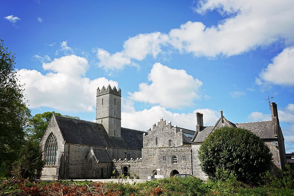 black abbey Adare Ireland