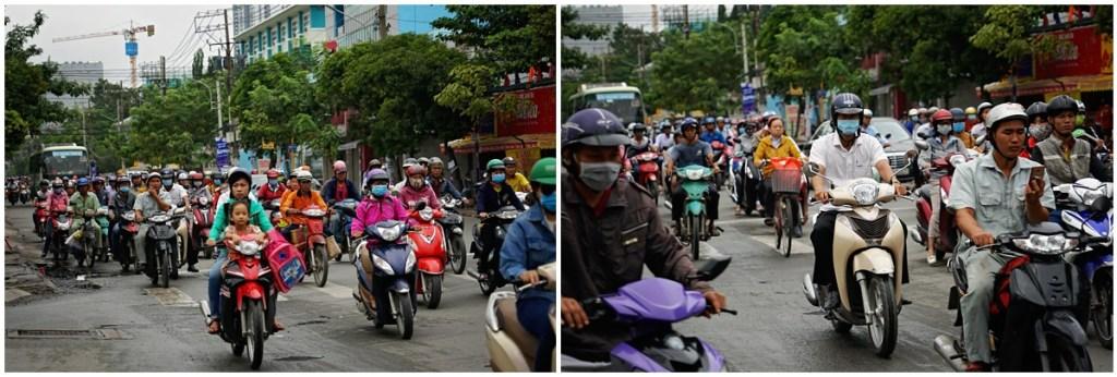 motor bikes in vietnam