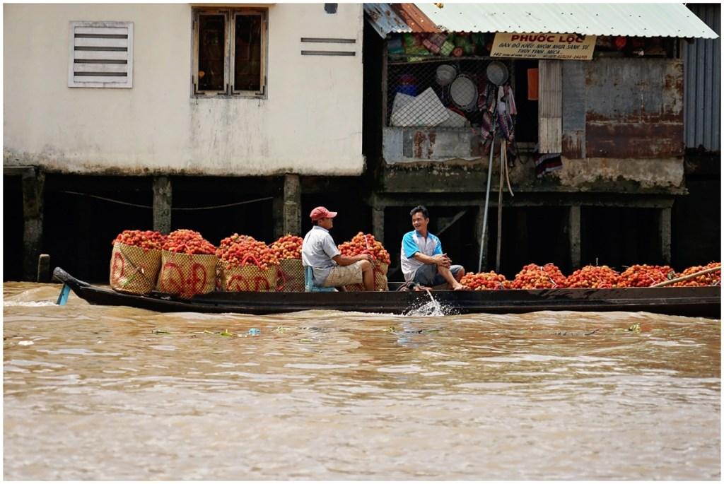 Vietnam mei kong