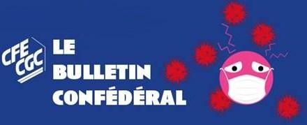 Bulletin confédéral n°75 – Mars 2020