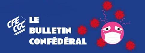 Bulletin confédéral n°77 – Mai 2020