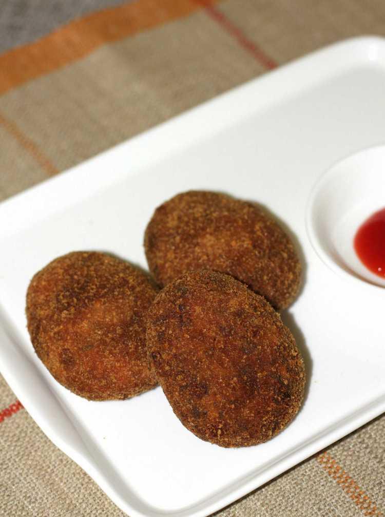 Kerala beef cutlet