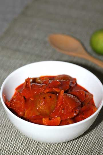 Kerala Lime pickle