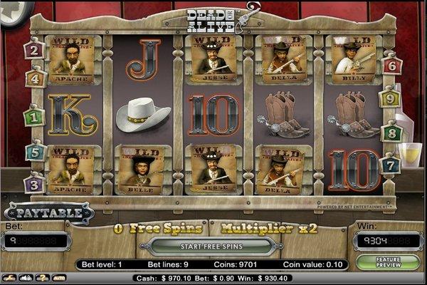 Big Win Casino Luck DOA
