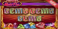 Gems Gems Gems Slot WMS