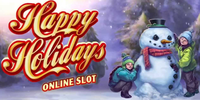 Free Happy Holidays Slot MG