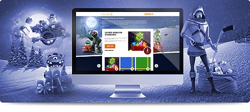 Betsson Casino - 100% Bonus