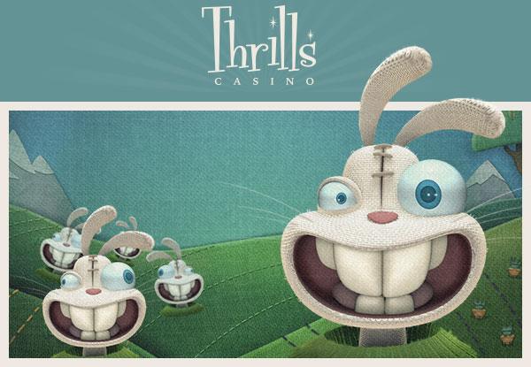 Thrills Casino 5 Free Spins