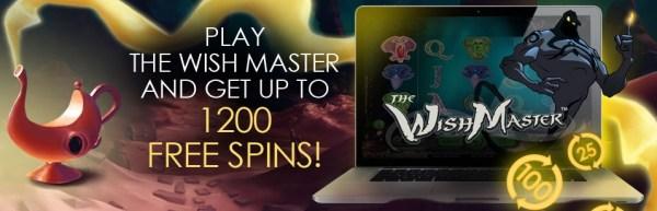 Casino Euro 1200 Free Spins
