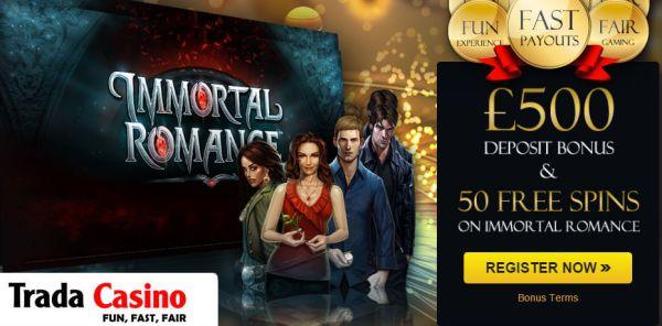 Trada Casino Bonus Free Spins