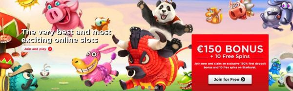 Royal Panda Exclusive Bonus