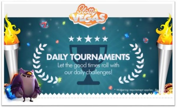 Slotty Vegas Slots Tournaments
