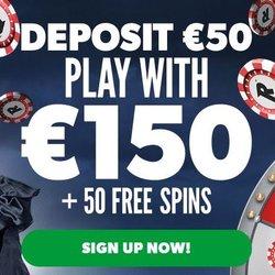 Rizk Casino 200% Casino Bonus 50 Free Spins