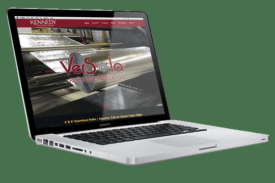 Carthage Manufacturer Website Design