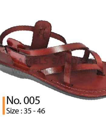 image of camel sandals model 5