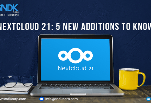 Nextcloud 21: 5 New Additions to Know