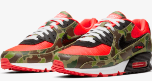 Sneaker Review - Nike Air Max 90 - Reverse Duck Camo 2020