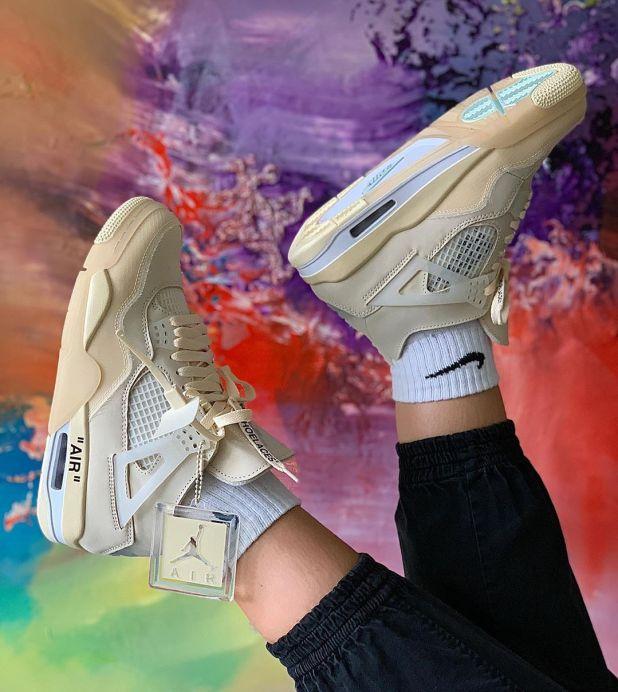 Best Sneaker Foto's #2 - @marareijnenn