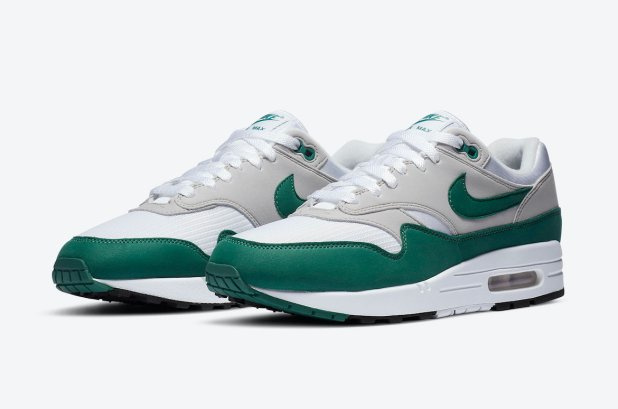 Nike Air Max 1 - Hunter Green Forrest (DC1454-100) - 00