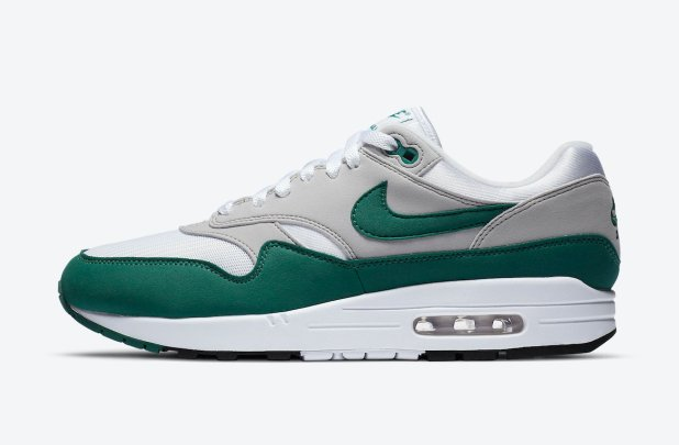 Nike Air Max 1 - Hunter Green Forrest (DC1454-100) - 01