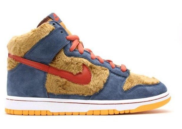 Nike SB Dunk High - papa bear - 313171-781 - Three Bears Pack 2006