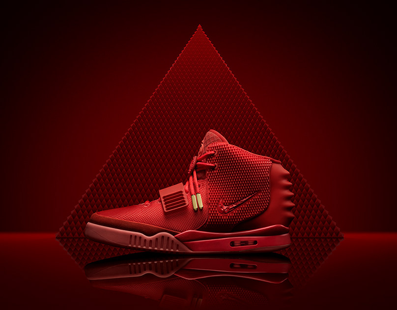 "Nike – Yeezy II ""Red Octobers"""
